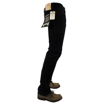 Overdyed 21oz Selvedge Indigo Slim Tapered Jean (The Beatle Buster)