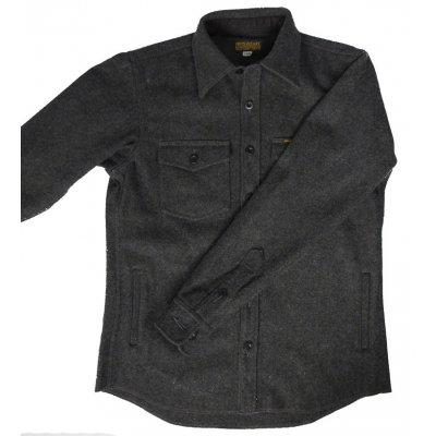Melton Wool Shirt