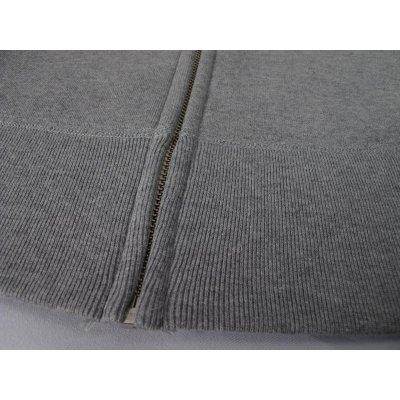 Flat Seamed Printed Hooded Sweat