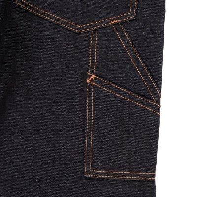 Deep Indigo 16oz Denim Engineer's Jeans