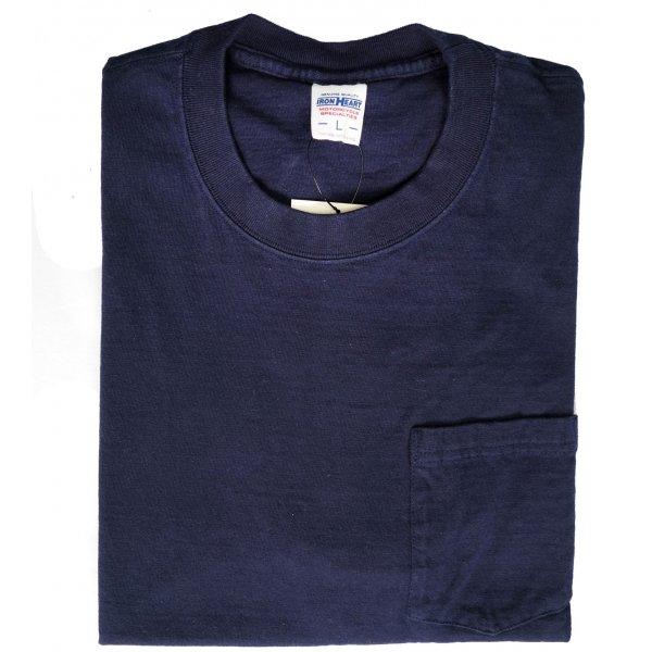 7.5oz Pocket T-Shirts - Loop Wheeled Shitamachi Body