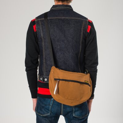Small Shoulder Bag - Denim, Duck or Hickory