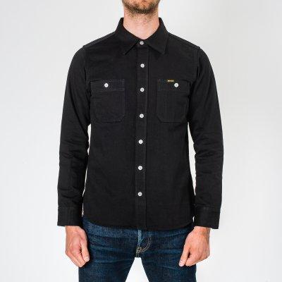 Superblack 12oz Selvedge Denim Work Shirt