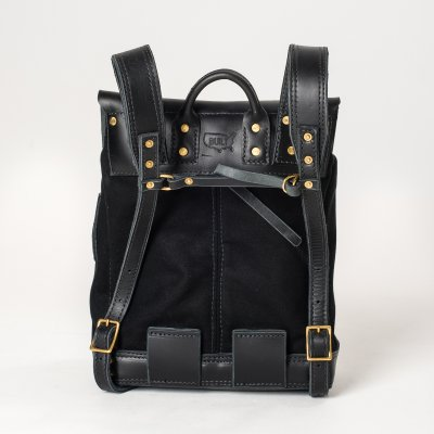 Ultra Stubborn Leather and Canvas Back Pack