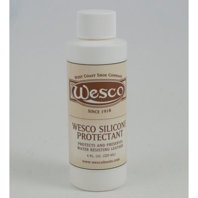 Wesco Boot Dressings - Silicone Protectant