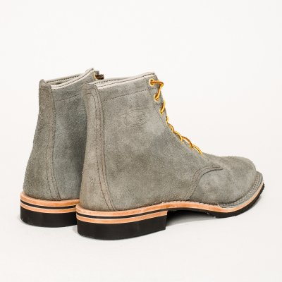 """The Bootery/Wesco® - Slate Rough-Out """"Foot Patrol"""""""