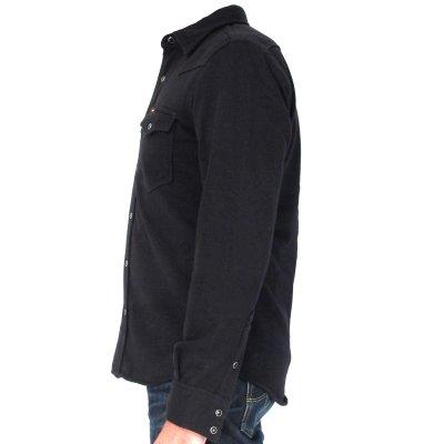 Extra Heavy Jersey Knit Western Shirt