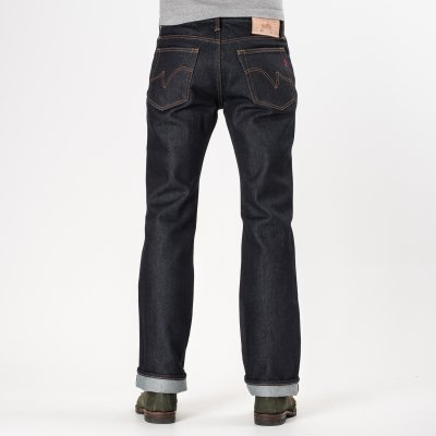 Indigo 21oz Denim Boot Cut