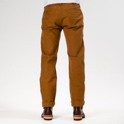 Brown 17oz Duck Work Pants
