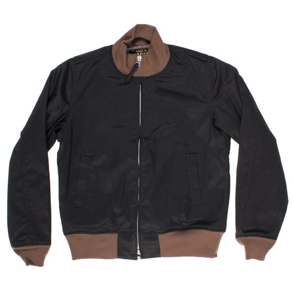 Blanket Lined Chino Cloth Tanker Jacket