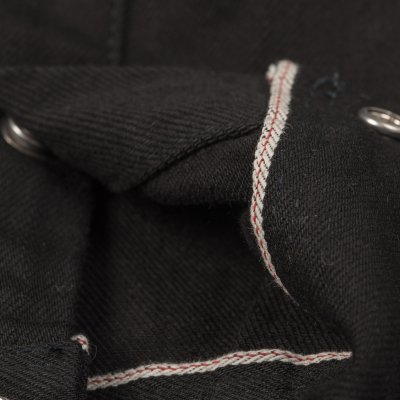 Superblack 12oz Selvedge Denim Western