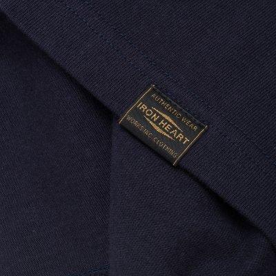 389e4cdd25 ... Printed 6.5oz Navy Loopwheel T-Shirts ...