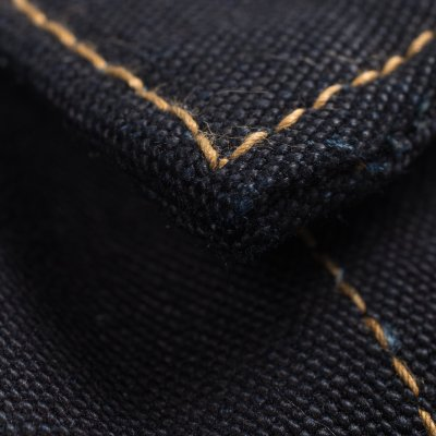 Indigo/Indigo 16.5oz Cotton Duck Type III