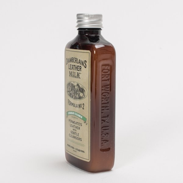 Chamberlain's Leather Milk No. 2 - Premium Leather Cleaner