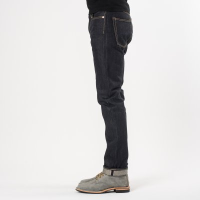 Indigo 25oz Selvedge Denim Pronto Super Slim Cut