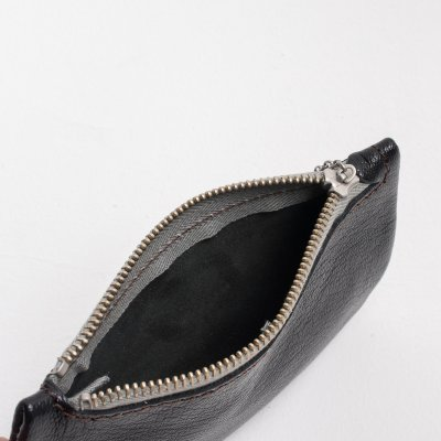 FAITH co. Goat Skin Accessory Pouch