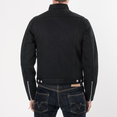 Superblack 21oz Denim Rider's Jacket