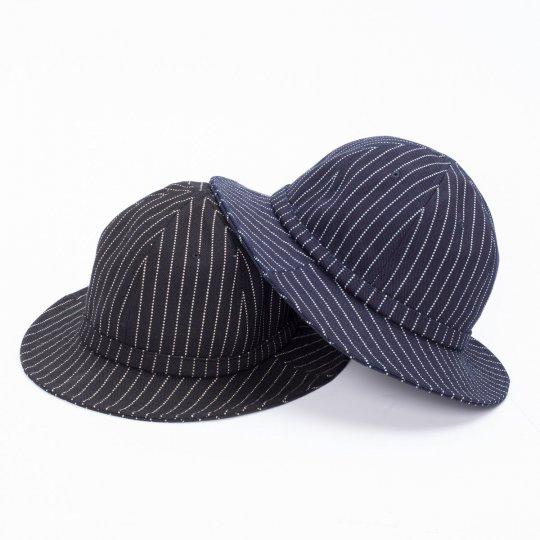 12oz Wabash Bucket Hat - Black or Indigo