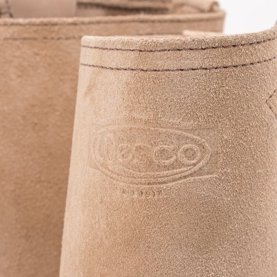 "The Bootery/Wesco® - 10"" Roughout Burlap Boss"