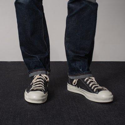 21oz Denim Low-Top Sneakers
