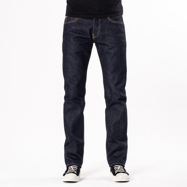 Indigo UHR 21/23oz Selvedge Denim Super-Slim Tapered Cut