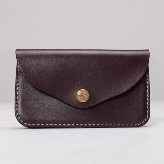 SFK & Life Leather Zipper Wallet by Faith