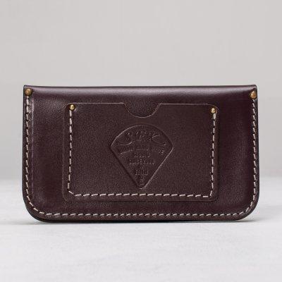 SFK & Life Leather Zipper Wallet by Faith