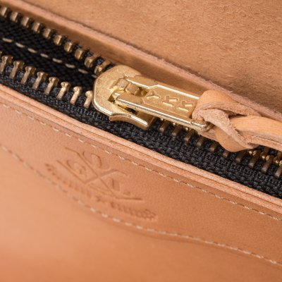 OGL WX2 Mid-Sized Trucker Wallet Natural