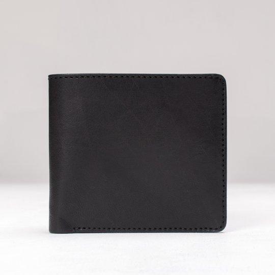 OGL Kingsman Classic Bi Fold Wallet (with coin pocket) Black