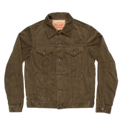 Corduroy Modified Type III - Brown