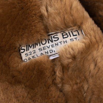 Sonder Supplies x Simmons Bilt Type B-6 Flight Jacket