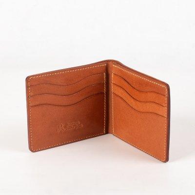 OGL Kingsman Classic Bi Fold Wallet Tan