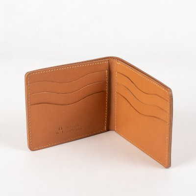OGL Kingsman Classic Bi Fold Wallet Ash