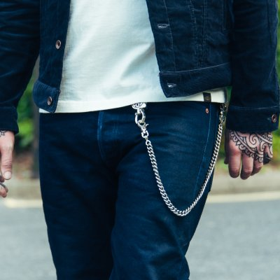 GOOD ART HLYWD Curb Chain Wallet Chain