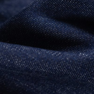 12oz Selvedge Denim Western Shirt – Natural Indigo