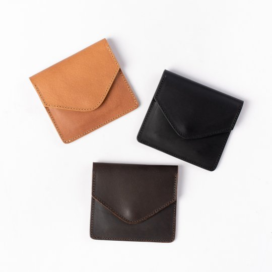 OGL Condor Snap Card Holder - Black, Brown or Tan