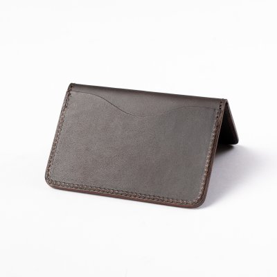 OGL Kingsman Metro Flap Style Cardholder - Black, Brown or Tan