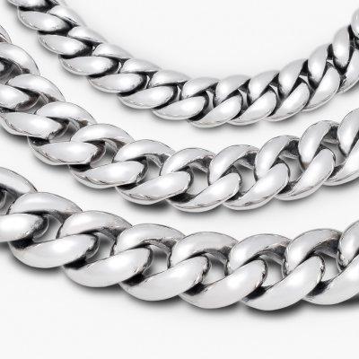 GOOD ART HLYWD Model 10 Bracelet Size B - Sterling Silver, White Gold or Gold