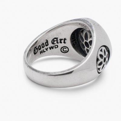 GOOD ART HLYWD Club Ring Single Tone Size Small