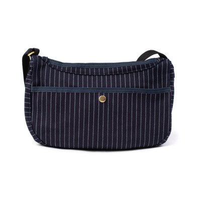 Small Shoulder Bag - 12oz Wabash - Indigo or Black