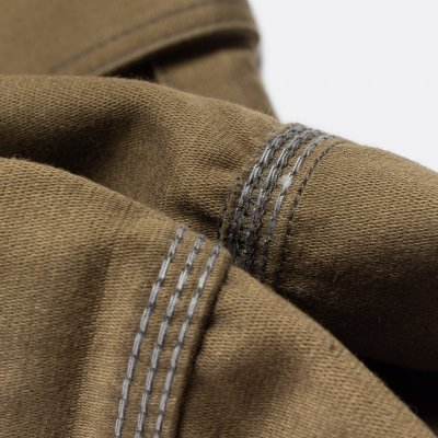 11oz Cotton Whipcord Cargo Pants - Olive