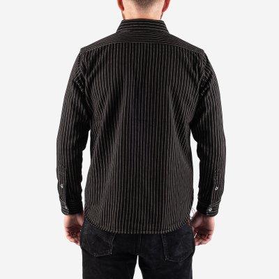 Black 12oz Wabash Work Shirt