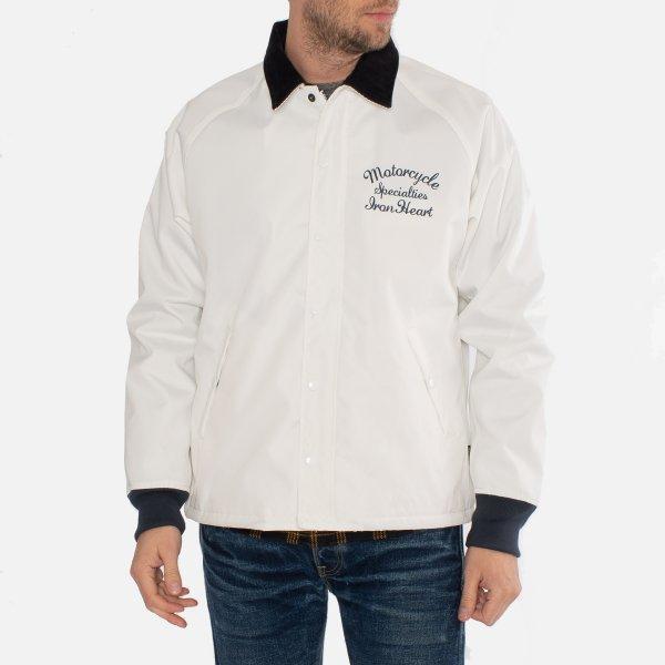 Cordura® Windbreaker Jacket - White