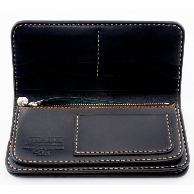 Long Cordovan Wallet