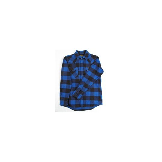 Ultra Heavy Weight Flannel Western Shirt