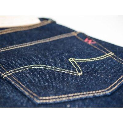 "Ultra Heavy Raw ""1955"" Cut Jean"