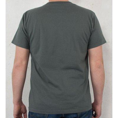 Triple Works 'New Feeling' Printed 5.5oz Loopwheeled T-Shirt