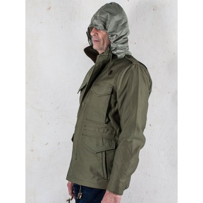 M65 - Ventile Lined Sateen Cotton Field Jacket