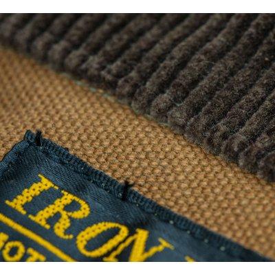 """17oz Brown Cotton Duck """"First Zip"""""""