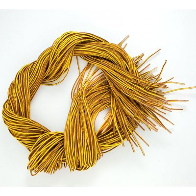 Wesco® Nylon Laces - Yellow/Brown